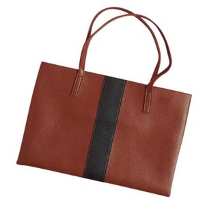 Vince Camuto Luck Vegan Tote